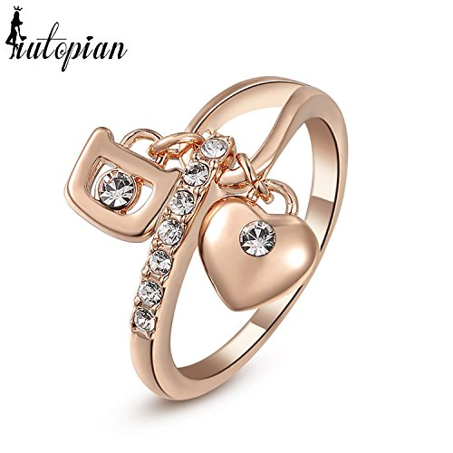 BR-Ring Brand 3 Colors Ring Set Include Ring for girlfriends Anti allergy M-93048