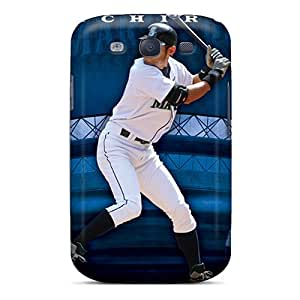 New Arrival Premium S3 Case Cover For Galaxy (seattle Mariners)