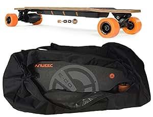Yuneec E-Go Electric Skateboard w/ E-Go Travel Bag