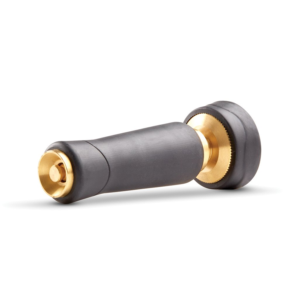Gilmour 805282-1001 528 Solid Brass Twist Nozzle