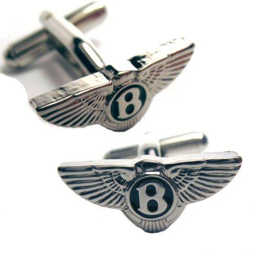 Bentley Automotive Car Logo Cufflinks