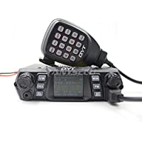 100W High power QYT KT-780 Plus VHF136-174MHz Single Band Mobile Radio with Colorful Display