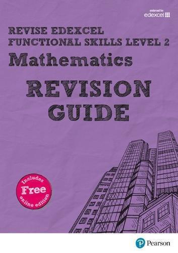 !B.E.S.T Revise Edexcel Functional Skills Mathematics Level 2 Revision Guide: includes online edition (Revise EPUB
