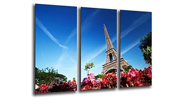 Poster Fotográfico Paisaje Paris, Francia Tamaño total: 97 x 62 cm XXL: Amazon.es: Hogar