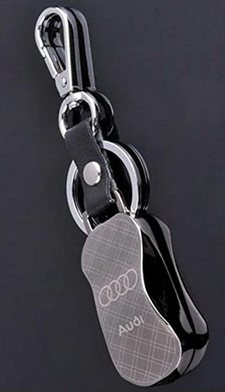 automotiva Audi carbono Efecto Lujo Logo estilo con Logo de ...