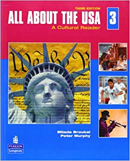 All About the USA 3: A Cultural Reader, 3rd Edition