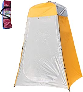 cheetop Portable Toilet Camping Shower Tent