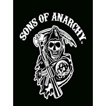 King/cal King Sons of Anarchy Blanket- SOA Merchandise Is Perfect for Home Decor, Gifts, Accessories, Memorabilia, Collectables-this Is a Soft, Plush, Thick, Mink Blanket-this Is NOT a Cheaply Made Fleece Throw-