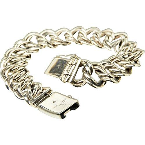 Bouddha to Light B2L Handmade Argent Sterling Bracelet Oberon eie 499eur