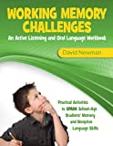 Working Memory Challenges
