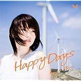 Happy Days(初回限定盤)(DVD付)