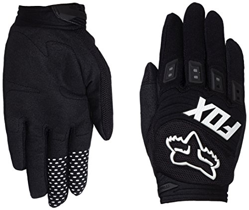 Fox Men's Dirtpaw Race Gloves, Black, Large
