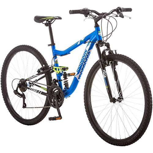 "27.5"" Mongoose Ledge 2.1 Men's Mountain Bike"