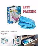 L&FY Inflatable Baby bathtub Plastic Mini Air