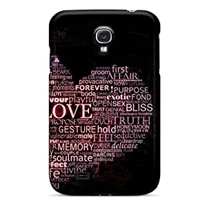 Special Design Back Love Collage Phone Case Cover For Galaxy S4