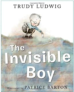 Book Cover: The Invisible Boy