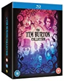 The Tim Burton Collection [Sweeney Todd, Corpse Bride, Charlie and the Chocolate Factory, Mars Attacks!, Batman Returns, Batman, Beetlejuice, Pee Wee's Big Adventure] [Blu-ray]