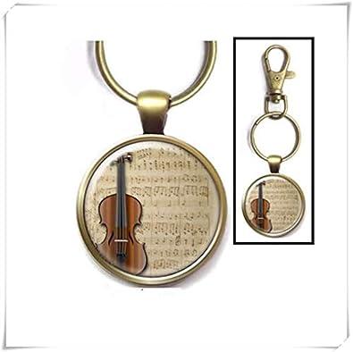 heng yuan tian cheng clásico partitura de música con violín ...