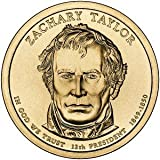 Zachary Taylor 2009 P Uncirculated - Roll 25 by Rare Coins