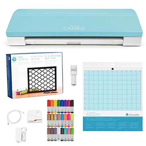 Silhouette Blue CAMEO 3 Craft Bundle (Silhouette Cameo 3 Best Price)