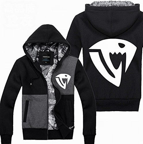 Fairy Tail Anime Cosplay Sting Eucliffe Costume Contrast Color Hoodie