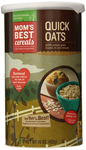 Mom's Best Cereal-Quick Oats, 16-Ounce