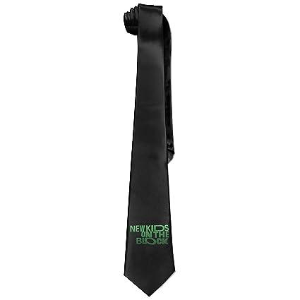 Mens NKOTB New Kids On The Block Logo Necktie Ties
