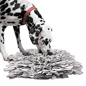 IEUUMLER Snuffle Mat para Perros Estera de alimentación Estera de Entrenamiento Manta para la Nariz Juguete de Juego…