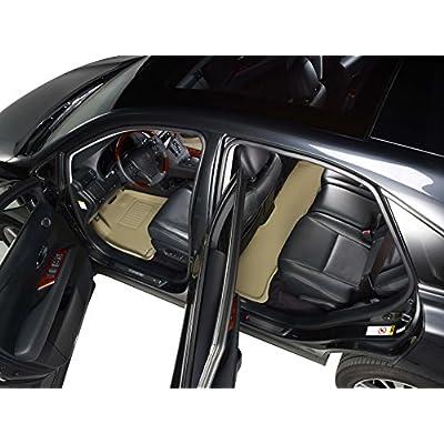 3D MAXpider Honda Accord Sedan 2013-2020 Kagu Tan R1 R2: Automotive