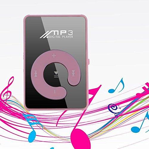 Dorani Mini Clip USB MP3 Music Media Player With Micro TF/SD card Slot Support