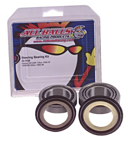 All Balls Stem Stem Bearing Kit for Aprilia RSV Honda Kawasaki VN