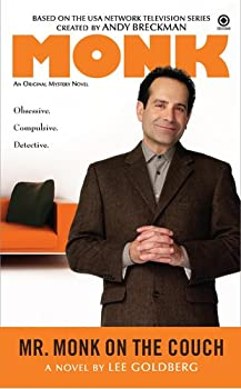 Mr. Monk on the Couch 0451233867 Book Cover