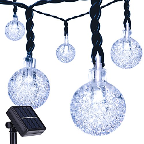 Outdoor Solar Ball Lights in Florida - 2