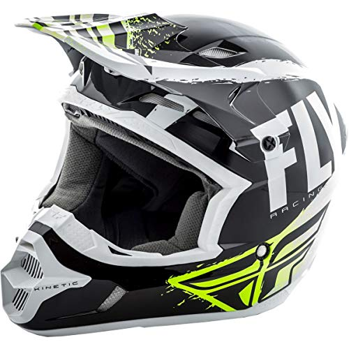 Fly Racing 2019 Kinetic Helmet - Burnish (MEDIUM) - Racing Helmet Fly