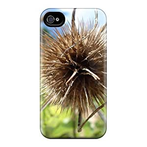 YfizeZs4244QfJEA Tpu Phone Case With Fashionable Look For Iphone 4/4s - Right At The Center
