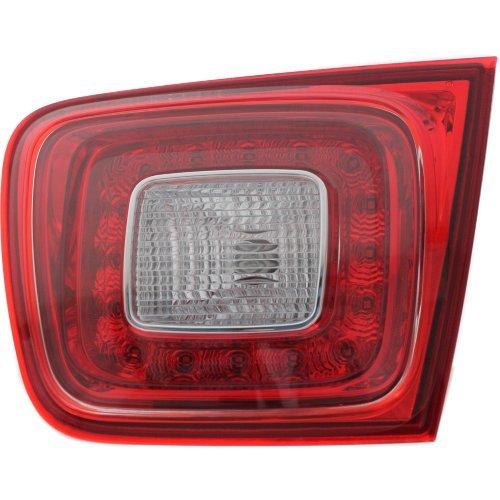 - Tail Light Compatible with CHEVROLET MALIBU 2013-2015/MALIBU LIMITED 2016 RH Inner Assembly LED LTZ Model - CAPA