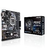 ASUS Prime H310-A LGA1151 (Intel 8th Gen) DDR4 HDMI VGA DVI H310 Micro ATX Motherboard