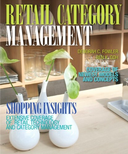 Retail Category Management (Fashion Series)