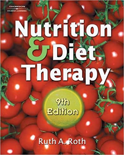 Nutrition and Diet Therapy with CDROM