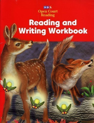 Reading and Writing Workbook, Level K (Open Court Reading)
