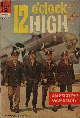 """12 O'clock High"" (Dell Television Series Comic #1) January 1965"