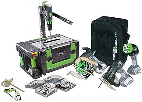 CEL ws3e power8 taller – UL Plug: Amazon.es: Bricolaje y herramientas
