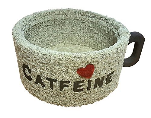 Captain Catnip Handmade Cat Bed House - Comfortable Pets Cup for Better Sleep