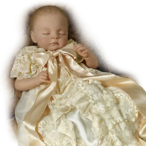 "Ashton Drake Prince George Of Cambridge Commemorative Baby Doll , 20"""