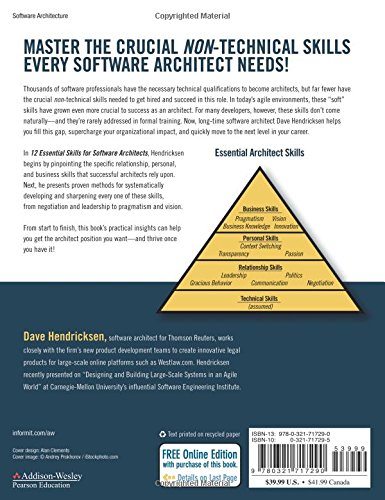 Buy 12 Essential Skills for Software Architects Book Online at Low Prices  in India | 12