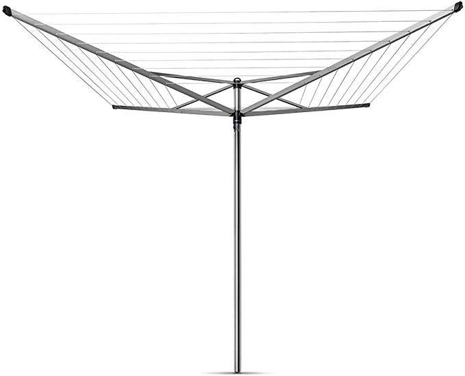 Brabantia 310829 Topspinner Large Rotary Airer - Sturdy