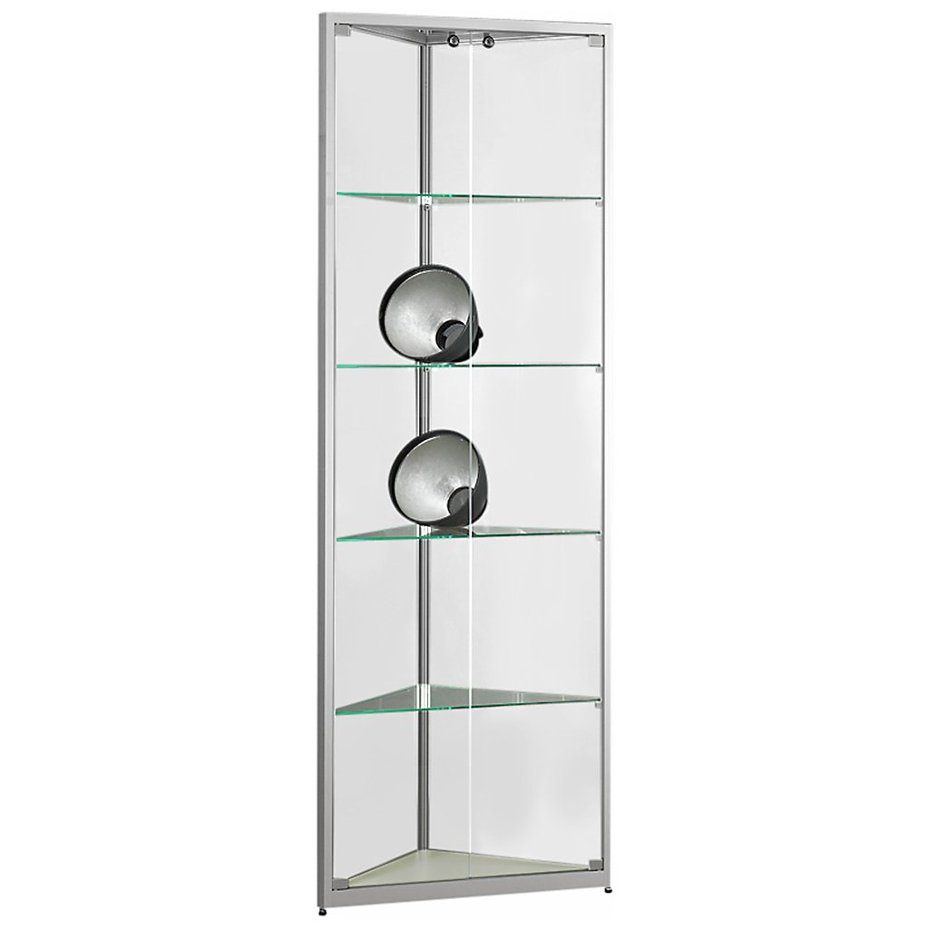 glasvitrine gnstig simple beautiful wonderful vitrine cabinet vintage modern brass and glass. Black Bedroom Furniture Sets. Home Design Ideas