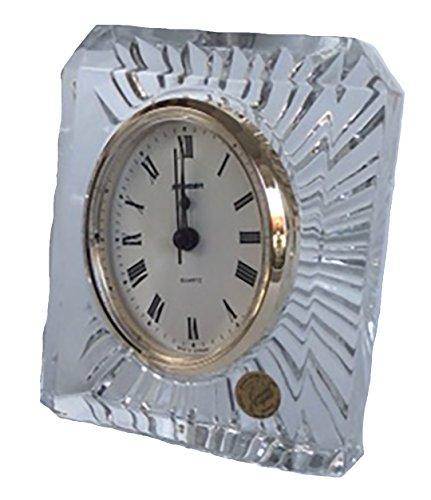Crystal Clock, Starburst Pattern