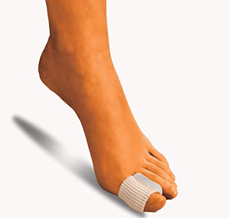 Dilatador de dedos del pie de Gel día y noche – Juego de 2 Talla L