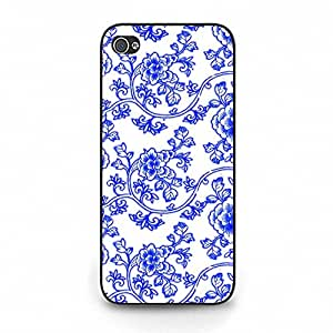 Classical Blue and White Porcelain Phone Case For Iphone 5C Chinese Representative Pattern